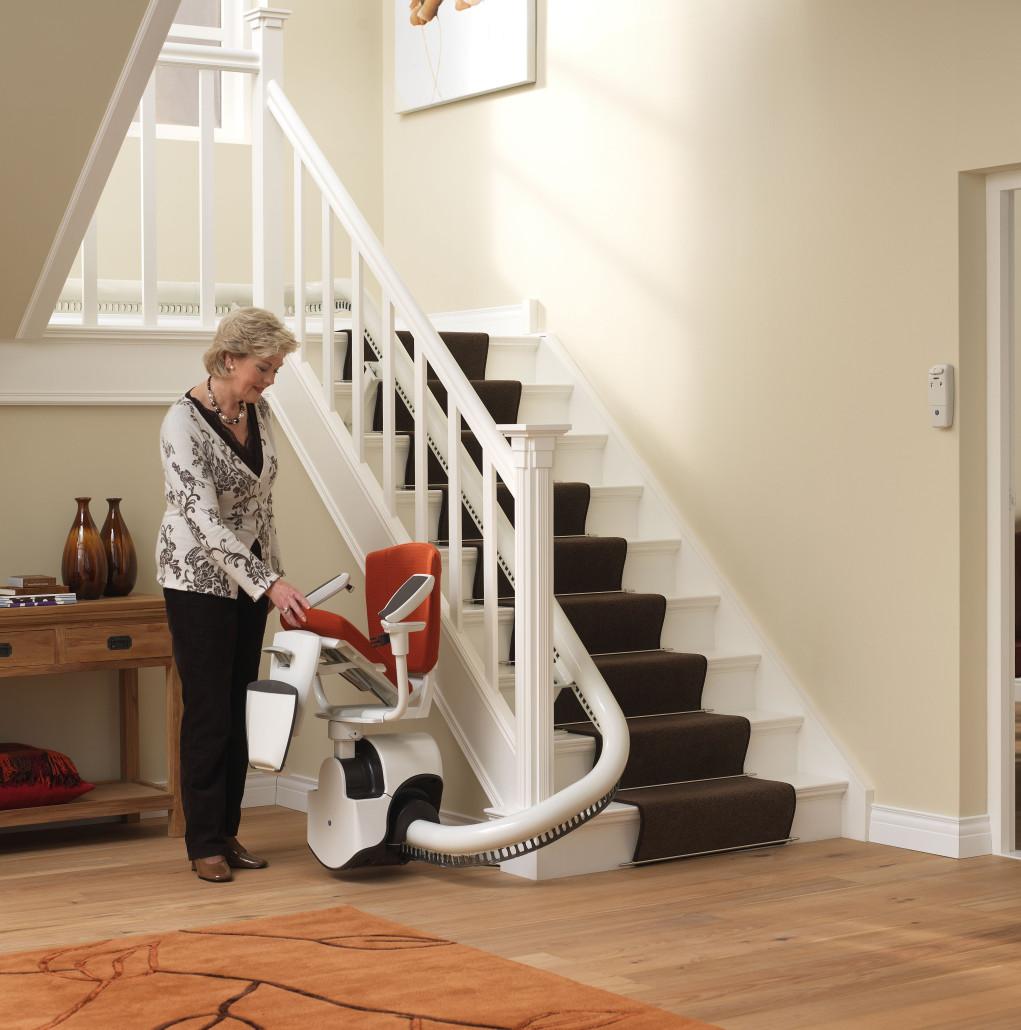 entreprise installation monte escalier L'Étang-la-Ville (Yvelines)